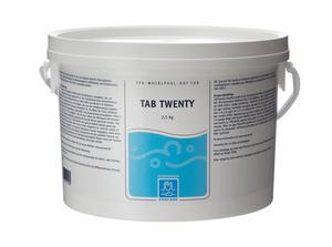 Bilde av SpaCare Tab Twenty (Swimspa), 2,5 kg